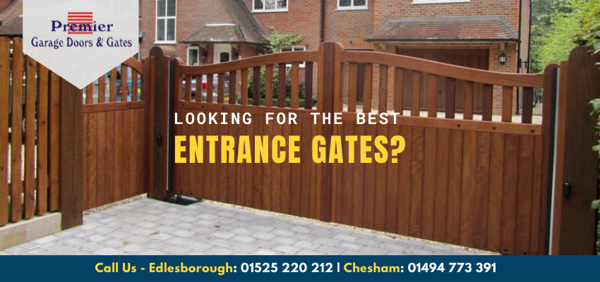 Factors to Keep in Mind for Entrance Gate of Your Property