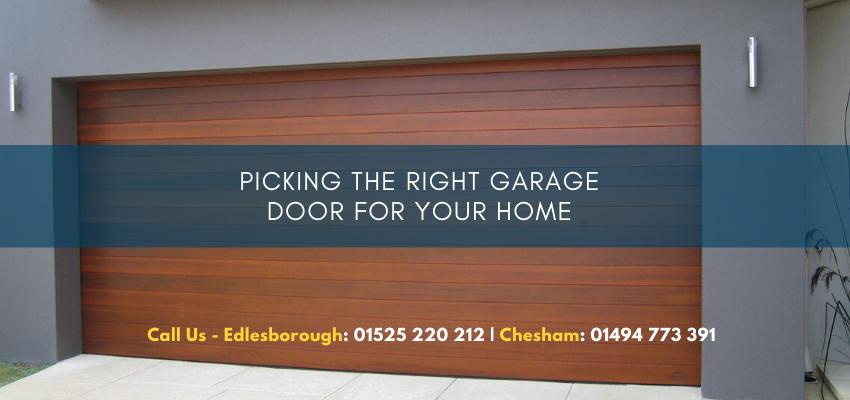 Garage Door in Buckinghamshire